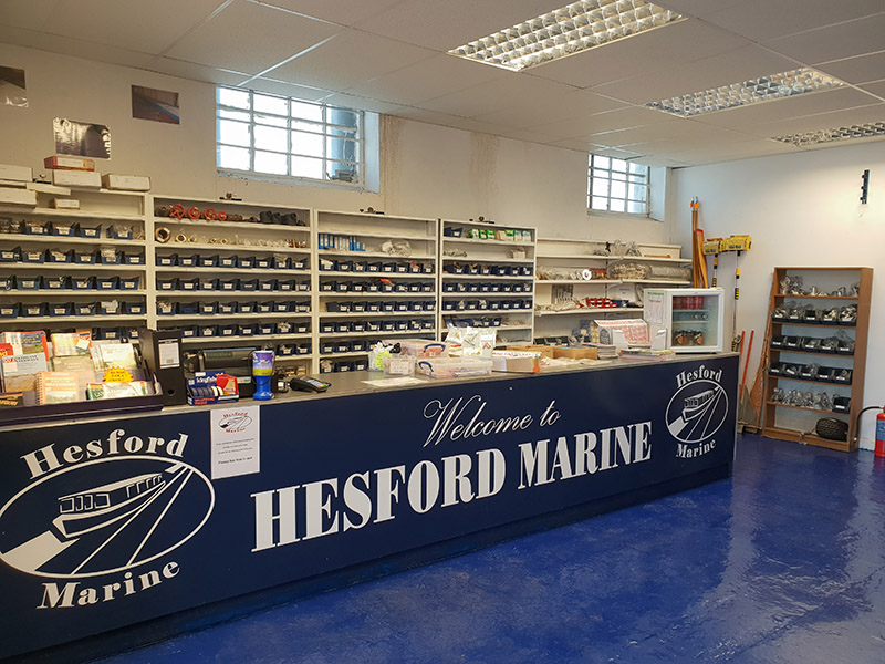 Shop and Chandlery